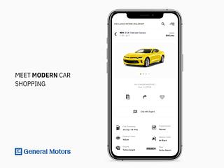 General Motors - Websites