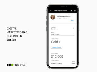 CDK Global - Advertising
